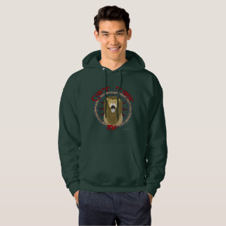 Can't Tame Lion Men's Hoodie