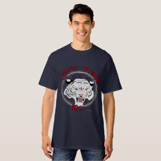 Can't Tame Tiger Men's Tall T-Shirt
