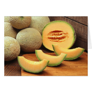 Cantaloupes Card