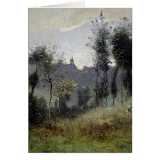 Canteleu near Rouen Card