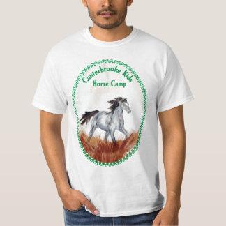 Canterbrooke Kids Horse Camp T-Shirt