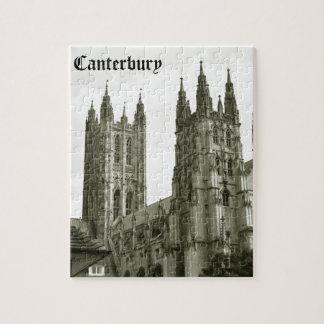 Canterbury Jigsaw Puzzle