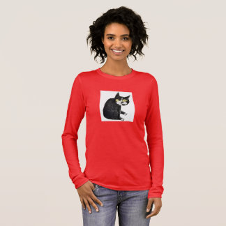 Cantistrop the Cat Long Sleeve T-Shirt