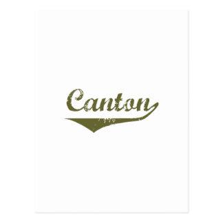 Canton Revolution t shirts Postcard