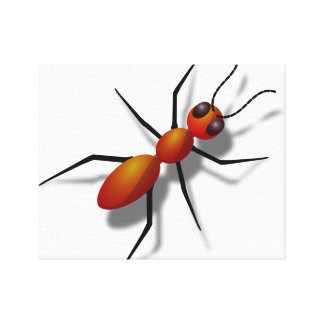 Canvas: Ant Wall Art