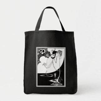 Canvas Bag: Beardsley - The Climax Tote Bag