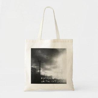 canvas case tote bag