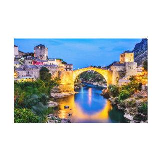 Canvas Mostar
