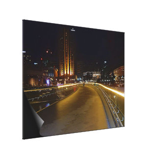Canvas Print - Adelaide Night