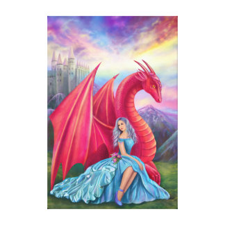 Canvas print Fantasy world