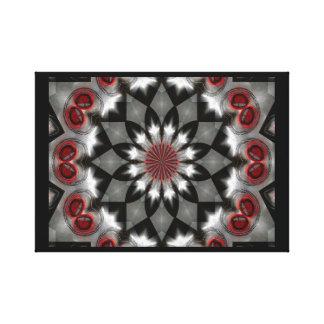 Canvas Print - Gothic Circle