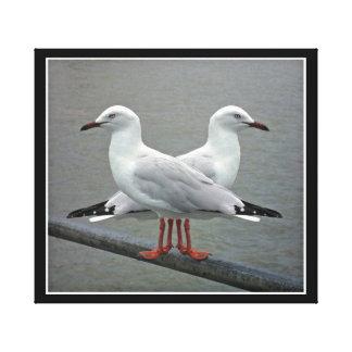 Canvas Print - Gull-able