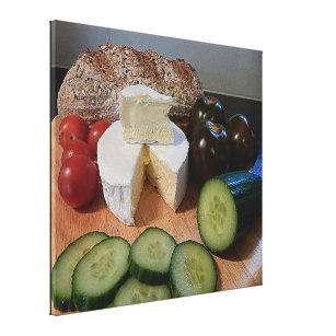 Canvas Print - Lunch