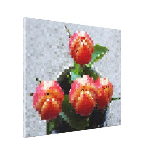 Canvas Print  - Mosaic Madness