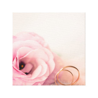 Canvas Print - Pretty In Pink