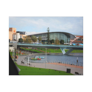 Canvas Print - River Scene Adelaide