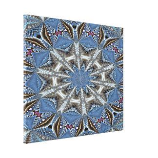 Canvas Print - Serenity Mandala
