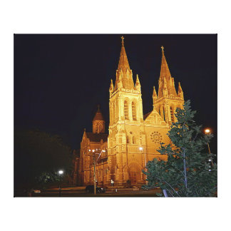 Canvas Print - St Peter's Cathedral Nth Adelaide