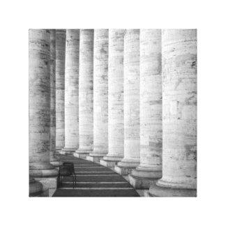 Canvas Print - St. Peter's Square, Vatican City