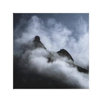 Canvas Print – Swiss Alps