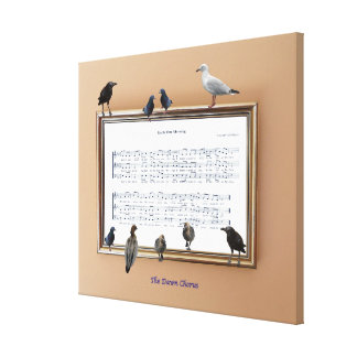 Canvas Print - The Dawn Chorus