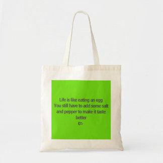 Canvas, satchel, message case tote bag