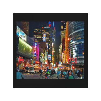 Canvas ... Times Square, New York