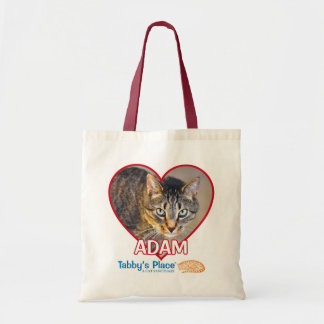 Canvas Tote Bag - Adam