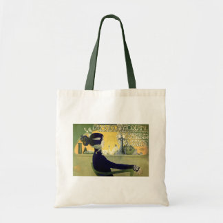 Canvas Totebag: Art Nouveau - La Maison Moderne Tote Bag