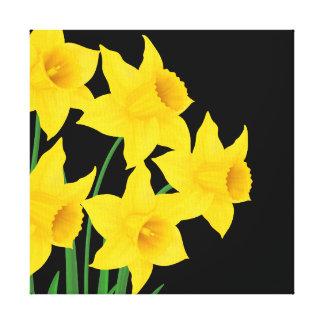 Canvas Wall Art-Daffodils