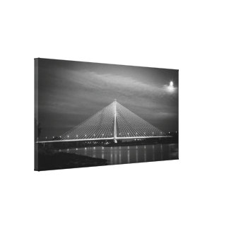 Canvas Waterford BW