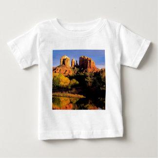 Canyon Cathedral Rock Sedona Baby T-Shirt