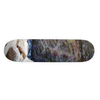 Canyon Cliffs Trees Skate Board Decks