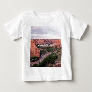 Canyon de Chelly, Arizona, at sunset Baby T-Shirt
