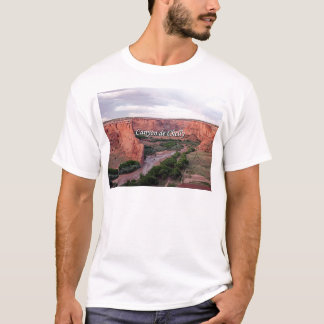 Canyon de Chelly, Arizona, at sunset T-Shirt