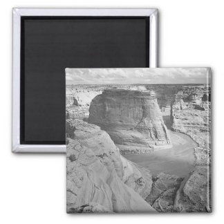 Canyon de Chelly Arizona by Ansel Adams Refrigerator Magnet