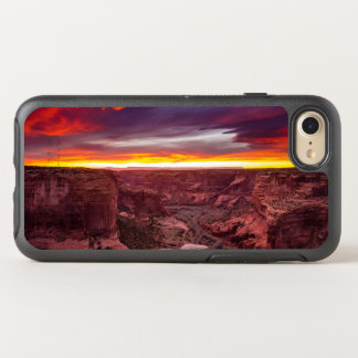 Canyon de Chelly, sunset, Arizona OtterBox Symmetry iPhone 7 Case