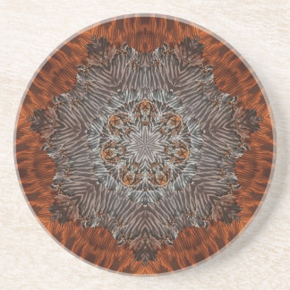Canyon Feathers Coaster