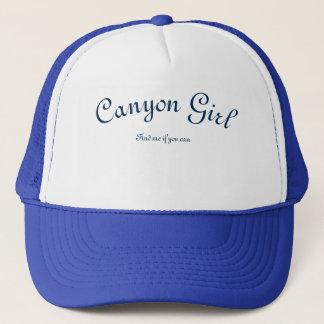 Canyon Girl Trucker Hat