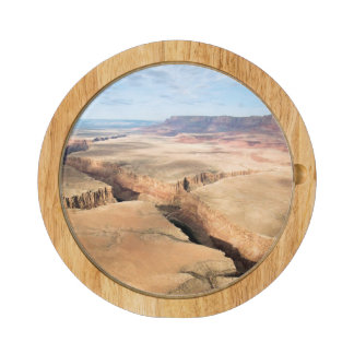 Canyon in the Canyon Rectangular Cheeseboard