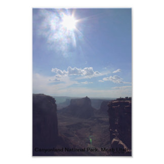 Canyon Perfecto Photo Print