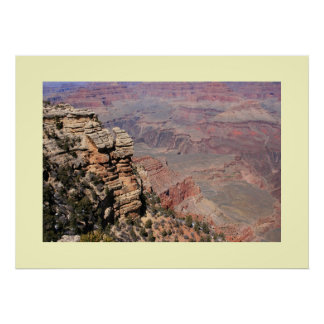 Canyon Perspective Poster