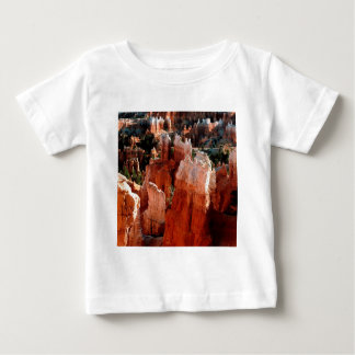 Canyon Tower View Bryce Baby T-Shirt