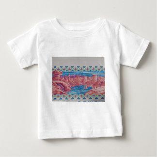 Canyon Walls Baby T-Shirt