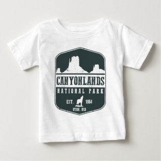 Canyonlands National Park Baby T-Shirt