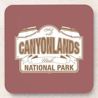 Canyonlands National Park Drink Coaster