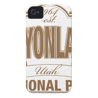 Canyonlands National Park iPhone 4 Covers