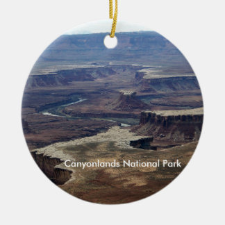 Canyonlands National Park Ornament