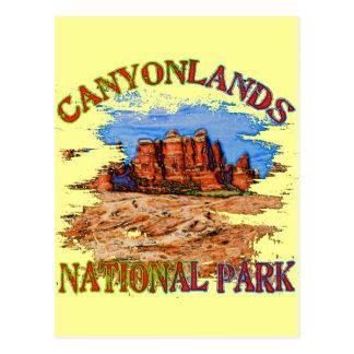 Canyonlands National Park Postcard