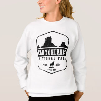 Canyonlands National Park Sweatshirt